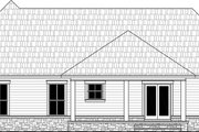 Country Style House Plan - 4 Beds 3 Baths 2066 Sq/Ft Plan #21-460