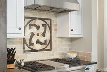 Bungalow Interior - Kitchen Plan #928-330