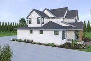 Farmhouse Style House Plan - 4 Beds 3.5 Baths 3275 Sq/Ft Plan #1070-41