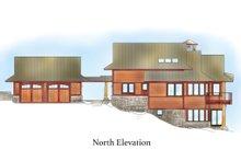 Craftsman Exterior - Other Elevation Plan #454-14