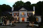 Colonial Style House Plan - 5 Beds 5.5 Baths 5432 Sq/Ft Plan #453-27 Photo