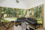 Farmhouse Style House Plan - 3 Beds 2.5 Baths 2187 Sq/Ft Plan #929-1053 Exterior - Outdoor Living