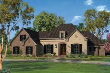 Dream House Plan - Rendering