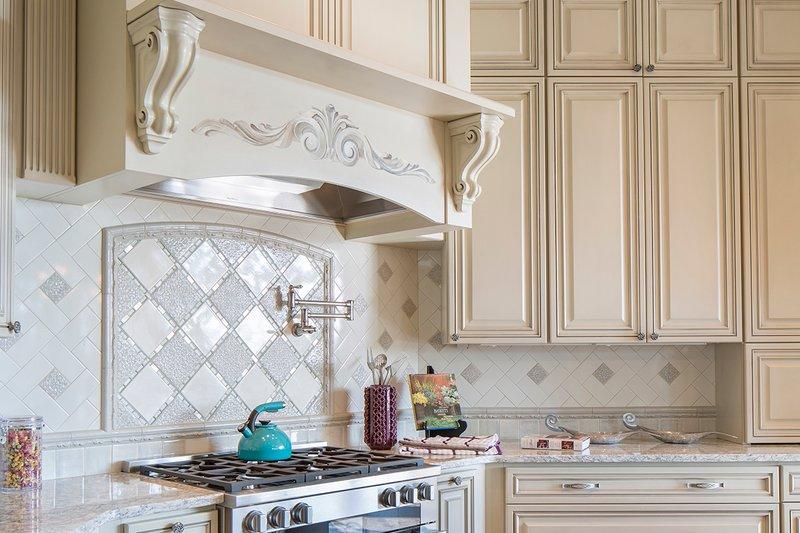 European Interior - Kitchen Plan #48-650 - Houseplans.com