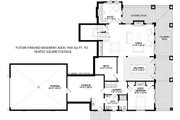 Cottage Style House Plan - 3 Beds 3 Baths 3787 Sq/Ft Plan #928-319 Floor Plan - Other Floor