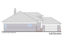 Home Plan - Craftsman Exterior - Other Elevation Plan #930-499