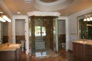 Mediterranean Style House Plan - 6 Beds 7.5 Baths 6664 Sq/Ft Plan #420-191