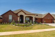 Traditional Style House Plan - 3 Beds 2 Baths 2159 Sq/Ft Plan #65-518 Exterior - Front Elevation