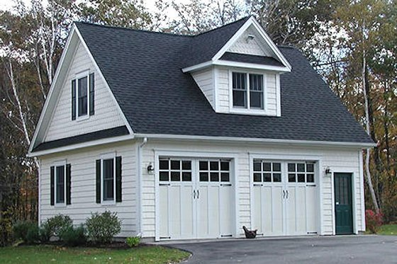 Traditional Exterior - Front Elevation Plan #75-214
