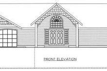 Southern Exterior - Other Elevation Plan #117-565