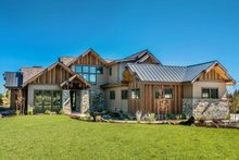 House Plan Design - Traditional Exterior - Front Elevation Plan #895-59