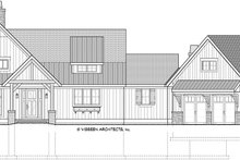House Plan Design - Country Exterior - Front Elevation Plan #928-333