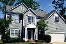 Home Plan Design - Photo Plan #453-68