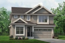 House Plan Design - Colonial Exterior - Front Elevation Plan #1066-77