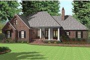 Southern Style House Plan - 3 Beds 2.5 Baths 2170 Sq/Ft Plan #406-143