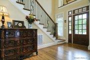 European Style House Plan - 3 Beds 2.5 Baths 2193 Sq/Ft Plan #929-34 Interior - Entry