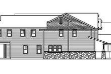 Home Plan - Craftsman Exterior - Other Elevation Plan #124-723