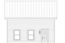 Country Exterior - Other Elevation Plan #932-222