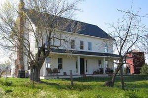 House Plan Design - Country style, Farmhouse home design