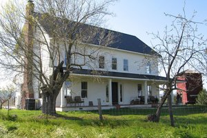 Country style, Farmhouse home design