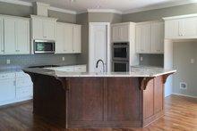 House Plan Design - Ranch Interior - Kitchen Plan #437-82