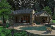 European Style House Plan - 3 Beds 3.5 Baths 3230 Sq/Ft Plan #120-185