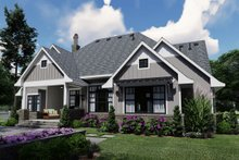 House Plan Design - Taupe
