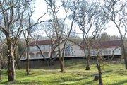 Mediterranean Style House Plan - 3 Beds 4 Baths 2496 Sq/Ft Plan #515-11