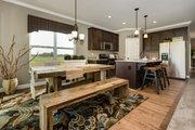 Craftsman Style House Plan - 3 Beds 2.5 Baths 1995 Sq/Ft Plan #20-2154 Interior - Kitchen