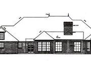 European Style House Plan - 3 Beds 2.5 Baths 2708 Sq/Ft Plan #310-548