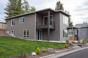 Contemporary Style House Plan - 4 Beds 3 Baths 3111 Sq/Ft Plan #1066-8 Exterior - Other Elevation