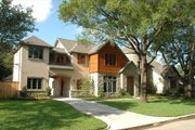 European Style House Plan - 4 Beds 5.5 Baths 5900 Sq/Ft Plan #449-3 Exterior - Front Elevation