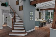 Farmhouse Style House Plan - 3 Beds 2.5 Baths 2504 Sq/Ft Plan #120-255 Interior - Other