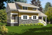 Cottage Style House Plan - 4 Beds 2 Baths 2287 Sq/Ft Plan #105-202