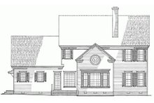 Country Exterior - Front Elevation Plan #137-150