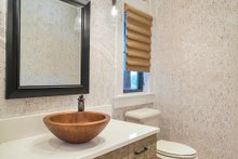 Dream House Plan - Hall Bath - 4900 square foot Colonial home