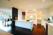 Modern Style House Plan - 4 Beds 2.5 Baths 4205 Sq/Ft Plan #496-2 Interior - Kitchen