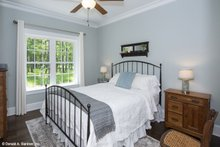 Dream House Plan - Country Interior - Bedroom Plan #929-670