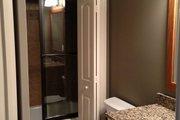 European Style House Plan - 3 Beds 2 Baths 2842 Sq/Ft Plan #437-62 Interior - Bathroom