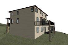 Dream House Plan - Modern Exterior - Other Elevation Plan #1066-129
