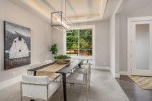 House Plan Design - Contemporary Interior - Dining Room Plan #1066-14