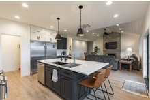 Architectural House Design - Farmhouse Photo Plan #1070-21