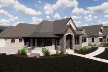 Dream House Plan - European Exterior - Other Elevation Plan #920-113