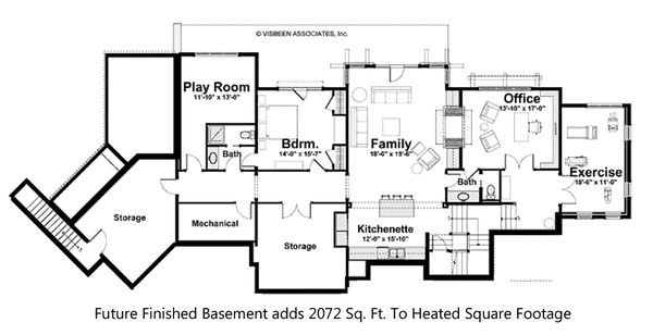House Design - Future Finished Basement