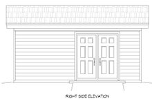 Country Exterior - Other Elevation Plan #932-153