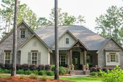 Craftsman Style House Plan - 3 Beds 2.5 Baths 2597 Sq/Ft Plan #430-148 Exterior - Front Elevation