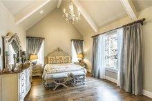 Craftsman Interior - Master Bedroom Plan #120-184