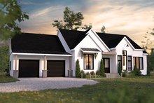 Architectural House Design - Farmhouse Exterior - Front Elevation Plan #23-2737