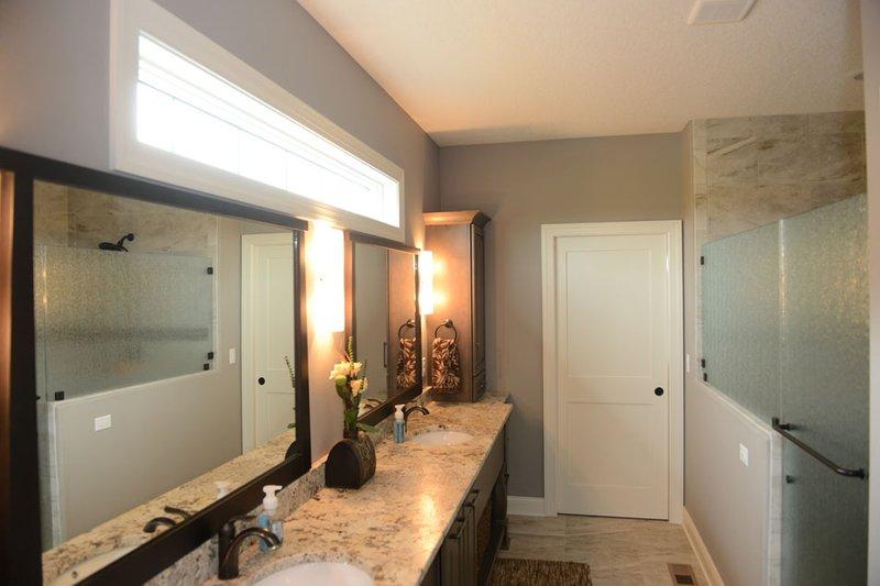 European Interior - Master Bathroom Plan #20-2070 - Houseplans.com