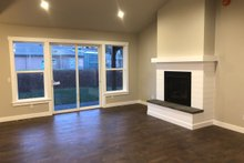 Craftsman Interior - Family Room Plan #1070-46